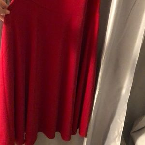 Forever 21 Dresses - Forever21 Red Dress